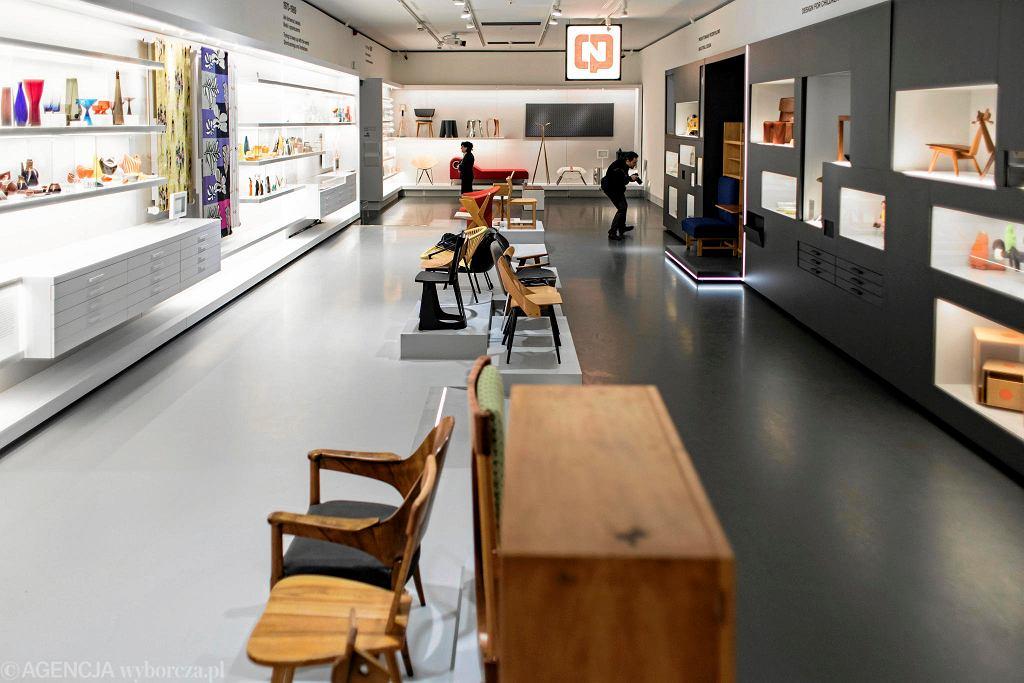 Nominowane do Wdechy 2017 otwarcie Galerii Wzornictwa Polskiego w Muzeum Narodowym w Warszawie / DAWID ŻUCHOWICZ