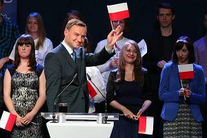 Andrzej Duda kandydatem PiS na prezydenta. Eksperci: Nieudolna pr�ba przykrycia sprawy Madrytu; Kaczy�ski stawia na ucieczk�