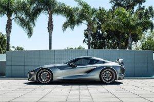 Toyota FT-1 | Samoch�d super bohater�w?