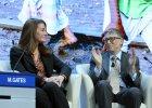 Bill Gates: miliarder, który kupuje dobro. Wyzwala świat od polio, HIV i malarii