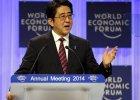 """Premier Japonii chce by� """"wiert�em dr���cym skostnia�e struktury"""""""