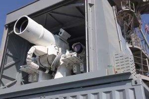Laserowe działko będzie chronić samoloty przed dronami