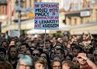 #Czarny poniedziałek we Wrocławiu. One muszą iść do pracy, ale i tak zaprotestują
