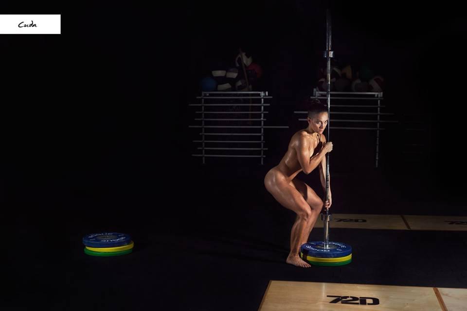 Zdjęcie numer 12 w galerii - Rozebrane atletki. Naga fotografia sportowa Dominiki Cuda