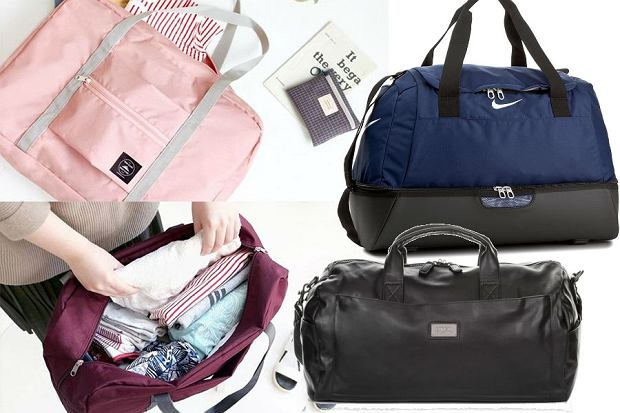 Małe torby podróżne