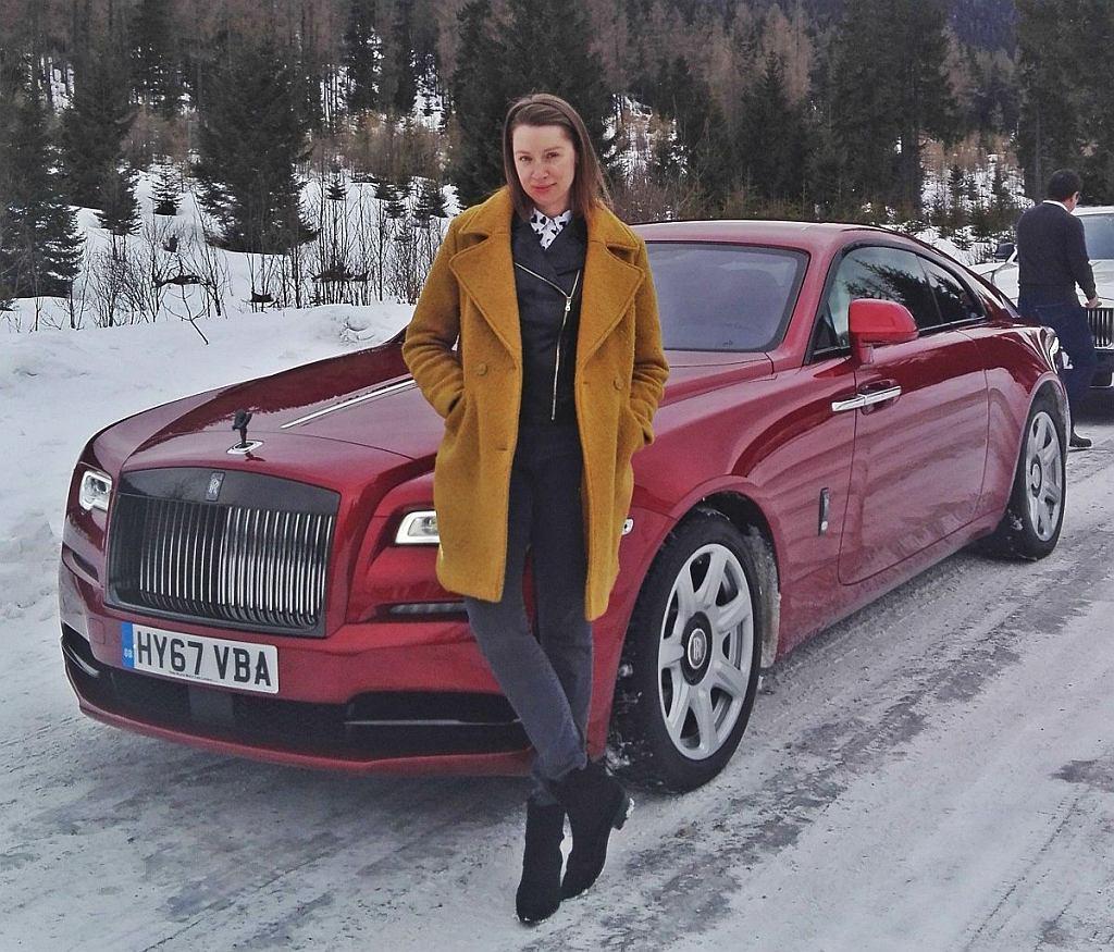 Testy Rolls-Royce'a