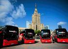 PolskiBus.com otwiera nowe trasy i wiezie k�opoty dla PKP