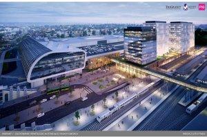 PKP przebuduje stary dworzec Poznań Główny. Będzie tunel zamiast kładki