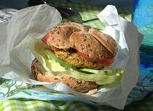 Wegetaria�skie burgery warzywne - ugotuj
