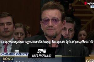 Gowin karci Bono