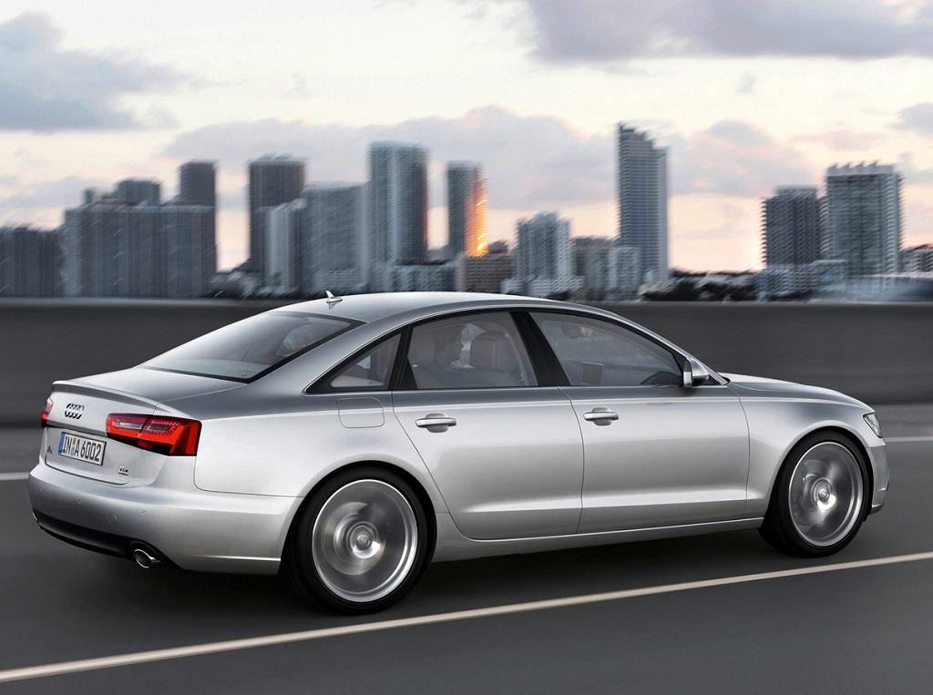 Audi A6 3.0 TDI z 2011 r.