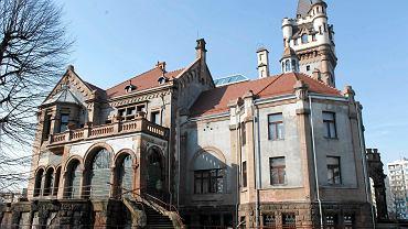 Pałac Schoena w Sosnowcu, obecnie siedziba Sądu Rejonowego w Sosnowcu