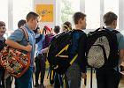 Wa�ymy szkolne plecaki w podstaw�wce. Rekordzista d�wiga� na plecach prawie 8 kg