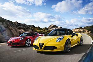 Alfa Romeo 4C   Ukryty potencjał