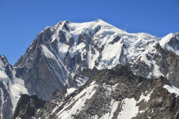 Polski alpinista zaginął w czasie wspinaczki na Mont Blanc