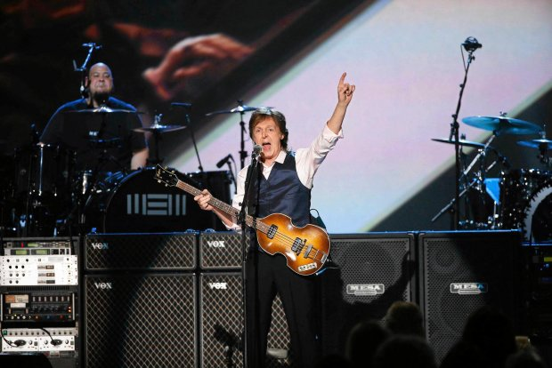 Paul McCartney w szpitalu.