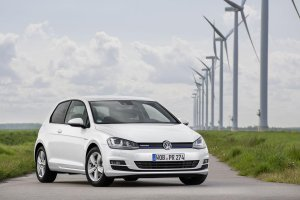 Volkswagen Golf 1.0 TSI BlueMotion | Najoszczędniejszy benzyniak