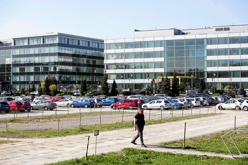 Biurowce w Zabierzowie