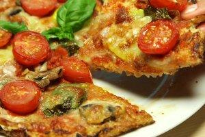 Pizza z kalafiora - zdziwisz si�, jakie to smaczne!
