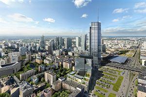 Wieżowiec Varso będzie najwyższym w Europie