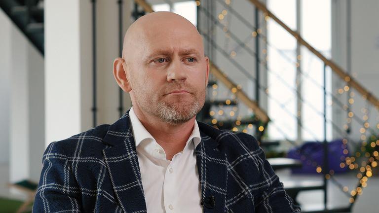 Maciej Panek, prezes Panek S.A.