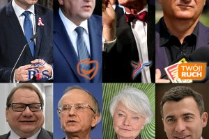 Wybory prezydenckie 2015. Oto, kto mo�e by� konkurentem Bronis�awa Komorowskiego