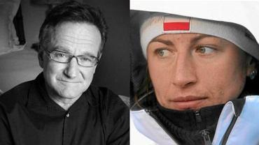 Robin Williams/Justyna Kowalczyk