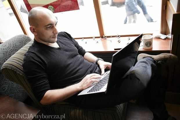 Bloger Kominek