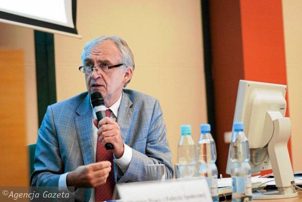Prof. Zembala będzie przewodził europejskim kardiochirurgom