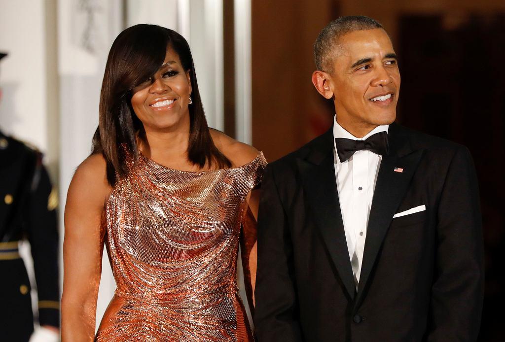 Zdjęcie numer 1 w galerii - Netflix zyskał nowego producenta. Barack i Michelle Obama podpisali umowę z serwisem