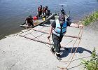 Poszukiwania wraku łodzi, z której wyrzucono zwłoki świadka morderstwa Iwony Cygan