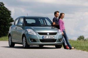 Suzuki Swift | 4 mln sztuk w 10 lat