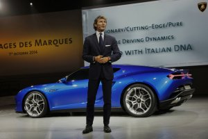 Salon Pary� 2014 | Lamborghini Asterion | Sportowa hybryda