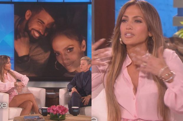 Jennifer Lopez już dawno zapewniła, że z Drakiem łączy ją tylko praca, ale Ellen DeGeneres i tak nie odpuściła tego tematu. Wokalistka cierpliwie odpowiadała do momentu aż jedno pytanie wytrąciło ją z równowagi.