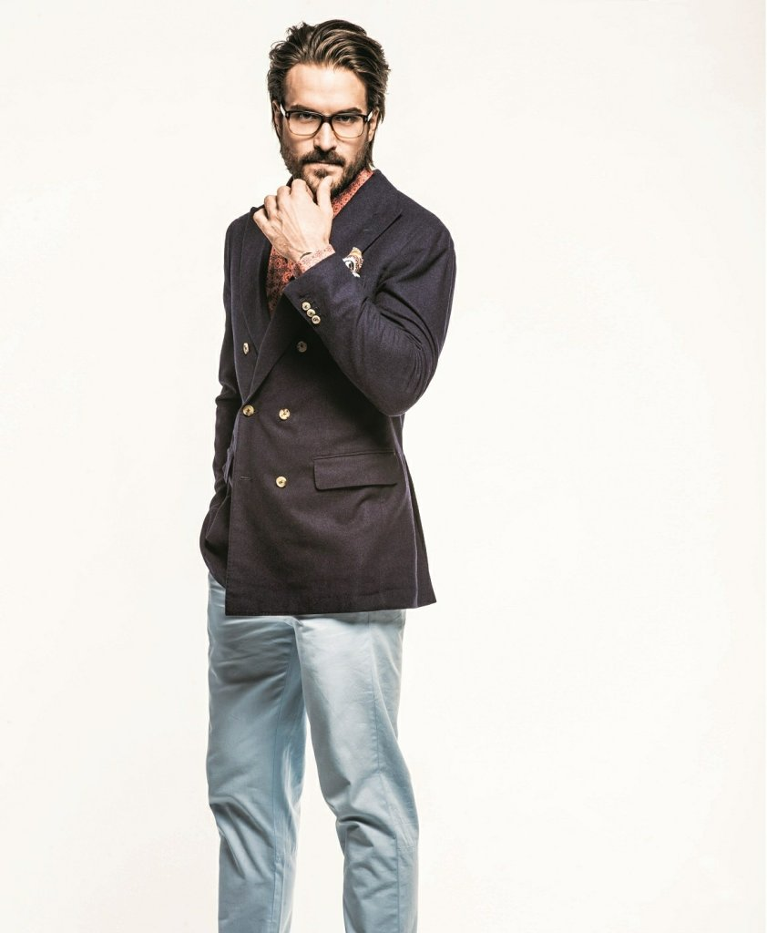 3233d1929f1f Wiosenne trendy w modzie męskiej  SESJA