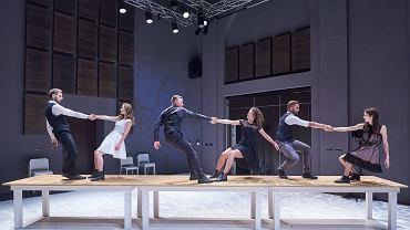 'We_selle', chor. Wojciech Mochniej, Teatr Rozbark w Bytomiu