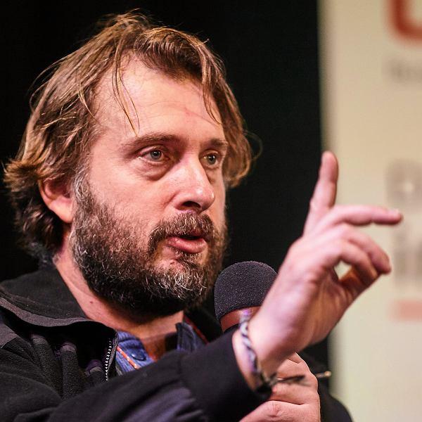"""""""Nieumarły Las"""" – spotkanie z Adamem Wajrakiem i Tomaszem  Samojlikiem"""