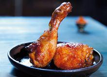 Udka kurczaka z miodem i chilli - ugotuj