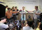 """Afera pods�uchowa. Prokuratura odnalaz�a """"no�niki specjalnie uszkodzone i ukryte"""""""