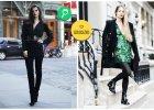 Spodnie czy sukienka? Imprezowe looki inspirowane street stylem