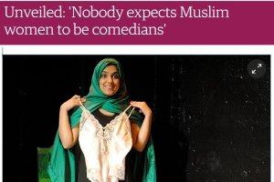Stringi i meczety, czyli Pakistanki żartują