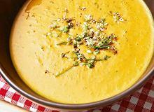 Kremowa zupa z dyni - ugotuj