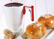Pasztecik Bułeczka z czerwoną cebulą i szpinakiem - ugotuj