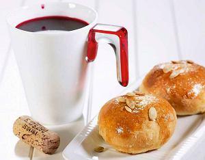 Barszczyk z winem
