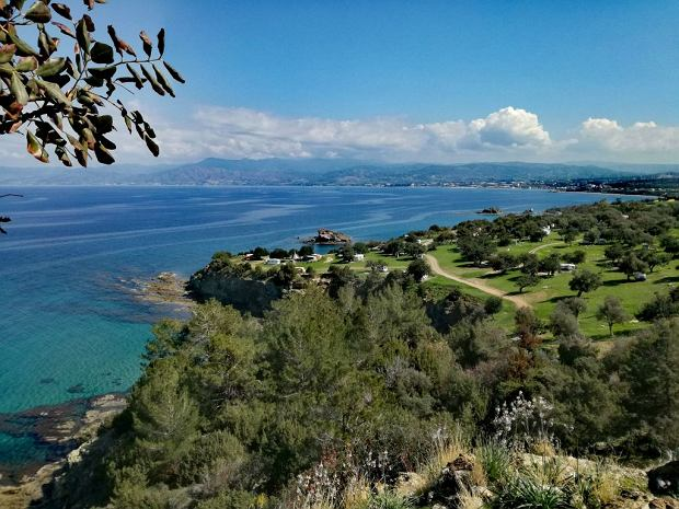 Półwysep Akamas, Cypr