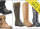 Wyprzedaże: zimowe buty z CCC do 100 zł