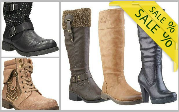 ce0ad5e0 Wyprzedaże: zimowe buty z CCC do 100 zł