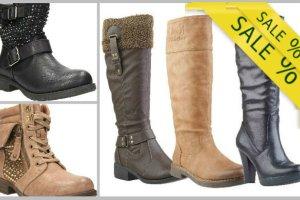 Wyprzeda�e: zimowe buty z CCC do 100 z�