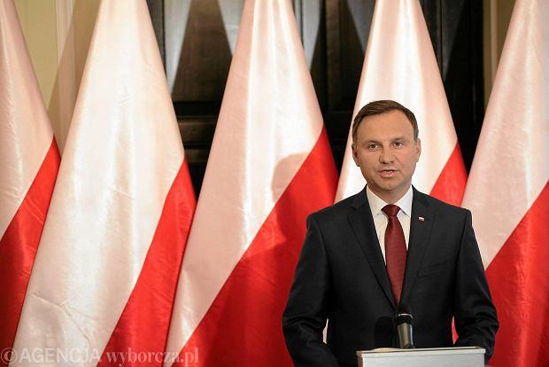 Uroczysto�ci na Westerplatte. Prezydent: Polska zawsze sta�a po stronie wolnego �wiata
