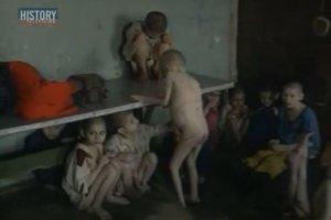 """Horror tysi�cy """"dzieci Ceausescu"""" przys�u�y� si� domom dziecka w Polsce"""